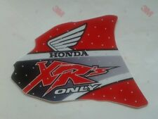 Graphics tank Decal for Honda XR250 (XR Only )