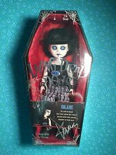 Living Dead Dolls BLUE - Series 9 - DOUBLE SIGNED & SEALED