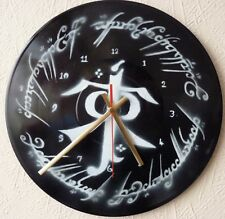 LORD OF THE RINGS inspired clocks.TWO TOWERS. J.R.R.TOLKIEN.Hobbit,Middle-Earth.