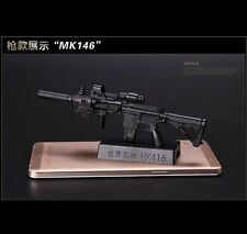 1/6 4D Kits proportion 4D HK416 automatic rifle Plastic Model Kit DIY GUN