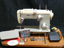 Pfaff  260 Sewing Machine Heavy Duty Leather Upholstery Denim Serviced