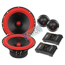 "New Cerwin Vega Mobile Series 6.5"" 2-Way Component Car Audio Speakers 400W V465C"