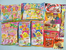 12 PCS SET Kracie DIY Japanese Candy Making Kit Neruneru Popin Cookin Japan Gift