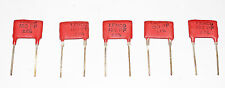 SILVER MICA CAPACITOR 150pF 1% - LEMCO - FIVE PIECES