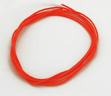3' BCY Flo Orange D Loop Material Archery Bowstring Rope Drop Away Cord