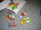 Massive lot of 1980's Playskool Sesame Street Diecast Vehicles