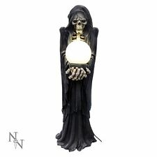 Nemesis Now - Grim Reaper,  Into The Light  Lamp 69cms