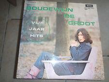 Boudewijn De Groot-Vijf Jaar Hits 2 lp Album
