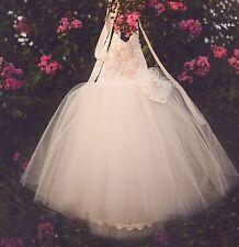 NEW! DISCONTINUED!!! Dollcake Pink Ballerina Tutu Dress, Sz 7 In Original Bag!!