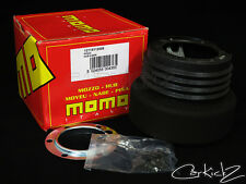 MOMO STEERING WHEEL HUB ADAPTER BLACK FOR BMW E30 E24 E28 E32