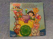 (NEW)  FISHER PRICE: LITTLE PEOPLE DISCOVERY ANIMALS VOL 3  DVD