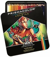 Prismacolor 72 Premier Soft Core Colored Pencils, 72 Colored Pencils
