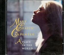 CD ALBUM 12 TITRES--MARY CHAPIN CARPENTER--A PLACE IN THE WORLD--1996