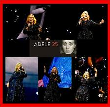 ADELE 25 TOUR 1800 PHOTO CD CONCERT LIVE SET 1,2,3 21 19