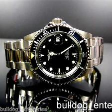 Mens Invicta Pro Diver Black 8926OB 8926C NH35A Automatic Coin Bezel Watch New