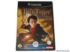 ## Harry Potter: Kammer des Schreckens (Deutsch) Nintendo GameCube Spiel // Wii