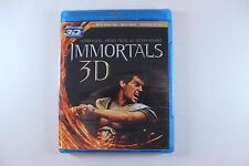Immortals 3D - (Blu-Ray Region A) BRAND NEW!