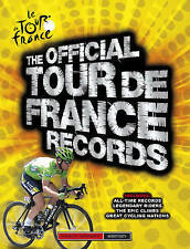 TOUR DE FRANCE record dell' onorevole Chris Sidwells: wh2-r4a: hb097: LIBRO NUOVO