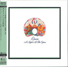 QUEEN-A NIGHT AT THE OPERA-JAPAN MINI LP PLATINUM SHM-CD I50