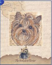 Dmc Perro Cross Stitch Kit Bk535 Yorkshire Terrier