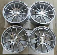 """20"""" GROUND FORCE GF6 WHEELS FOR INFINITI G35 COUPE 20X9"""" / 20X10.5"""" RIMS SET"""