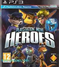 Playstation Move Heroes Sony Playstation 3 PS3 12+ Action Adventure Game