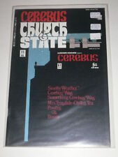 Cerebus Church & State #11 VF Aardvarkvanaheim Jul 1991