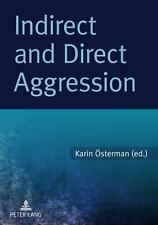 NEW - Indirect and Direct Aggression
