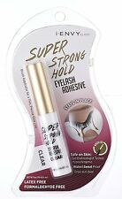 I ENVY by KISS SUPER STRONG HOLD EYELASH ADHESIVE GLUE CLEAR KPEG06