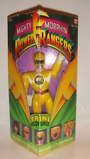 "1993 BANDAI POWER RANGERS TRINI YELLOW RANGER 8"" FIGURE NEW IN BOX NIB #2200"