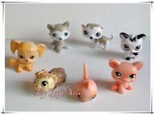 7pcs Cute Littlest Pet Shop Figures for Xmas Gift