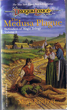 Dragonlance: The Medusa Plague by Mary Kirchoff (1994, Paperback, 1st Printing)