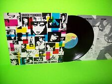 Siouxsie And The Banshees ‎ Once Upon A Time The Singles 1981 Vinyl LP Record NM