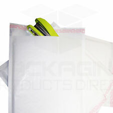 100 White Padded Bubble Envelopes 115X165mm/Small/ A000