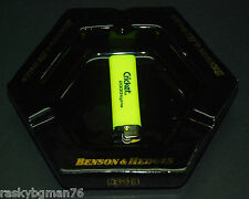 Vintage Ashtray Benson & Hedges Hexagon