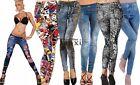 Fashion Womens Jean Skinny Jeggings Stretchy Slim Leggings Fashion Skinny Pants