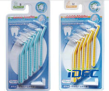 Dental Interdental Brush Tooth Pick 0.7MM 20PCS SSS