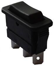 Interrupteur commutateur bouton à bascule SPDT (ON)-OFF-(ON) 16A/250V 20A/28V