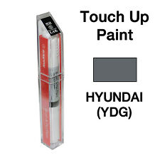 Hyundai OEM Brush&Pen Touch Up Paint Color Code : YDG - Smoke Gray