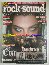 rivista ROCK SOUND 100/2006 + CD Haterbreed + POSTER Afi/Bullet For My Valentine
