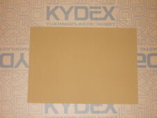 KYDEX T SHEET 420 X 297 X 1.5MM A3 SIZE (P-1 HAIRCELL COYOTE BROWN )
