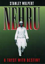 Nehru : A Tryst with Destiny by Stanley A. Wolpert (1996, Hardcover) Nonfiction