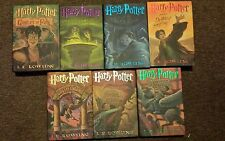 Harry Potter Complete Paperback Set 1-7 JK Rowling English Children's Read
