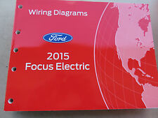 2015 Ford Focus Electric Wiring Diagrams