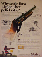 1972 Daisy Single Shot FIVE~SHOOTER BB Gun Air Rifle Marksman Vintage Toy AD