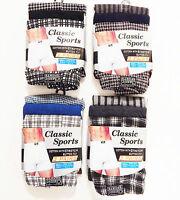Mens Classic boxer shorts underwear cotton plus size S M L XL 2XL 3XL 4XL 5XL