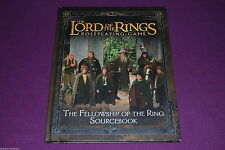 LORD OF THE RINGS RPG JDR Jeu de Role - The Fellowship of the Ring Sourcebook