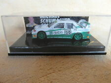 MERCEDES-BENZ 190E - MICHAEL SCHUMACHER 1991 - Maßstab 1:64 MS-COLLECTION Nr.2