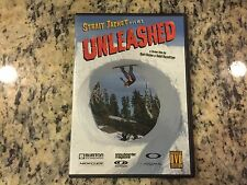 STRAIT JACKET FILMS UNLEASHED RARE LIKE NEW NO SCRATCHES DVD SNOWBOARDING FILM!