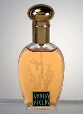 COTY VANILLA FIELDS COLOGNE SPRAY. 1.25 FL. OZ. / 37 ML. 95% FULL.